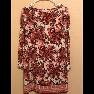 Michael Kors Long Sleeve Dress Size 7/8